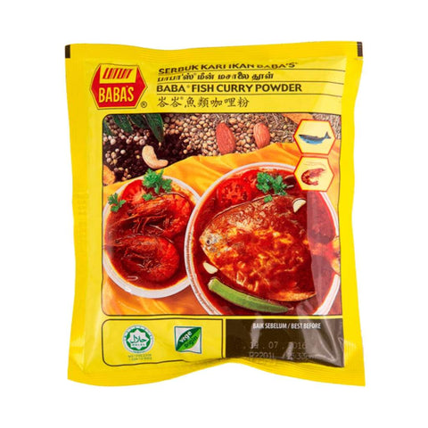 Curry Powder Fish - Babas 40x250g - LimSiangHuat