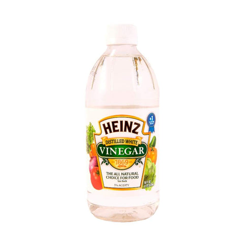 Distilled White Vinegar Heinz 473ml - LimSiangHuat