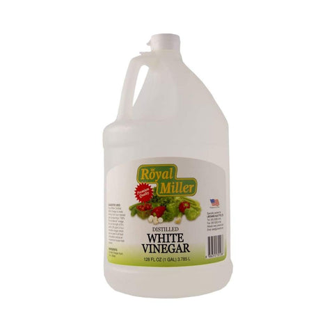 Distilled White Vinegar - Royal Miller 4x1gal - LimSiangHuat