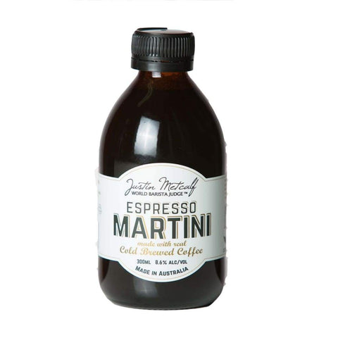 Espresso Martini - Justin Metcalf 300ml - LimSiangHuat