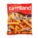 Farmland Crinkle Cut Fries 10x1kg - LimSiangHuat