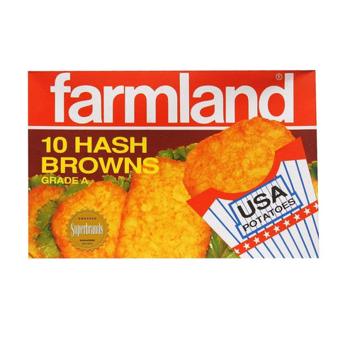 Farmland Hashbrown 12x700g - LimSiangHuat
