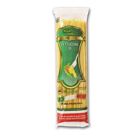 Fettuccine FTO 15  Royal Miller 500gm - LimSiangHuat