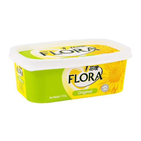 Flora Spreads REGULAR - 24x250g - LimSiangHuat
