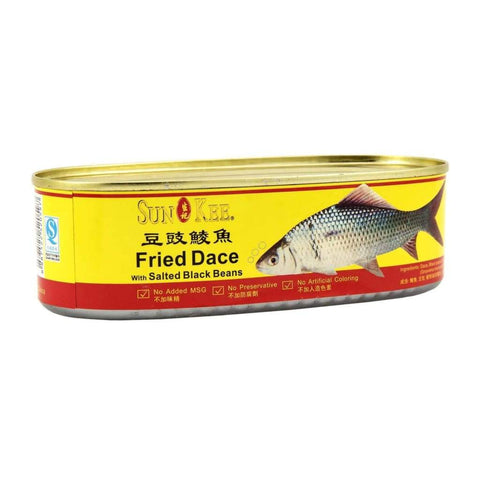 Fried Dace (Tau See Fish In Can) - 24X184G Canned Meat/seafood