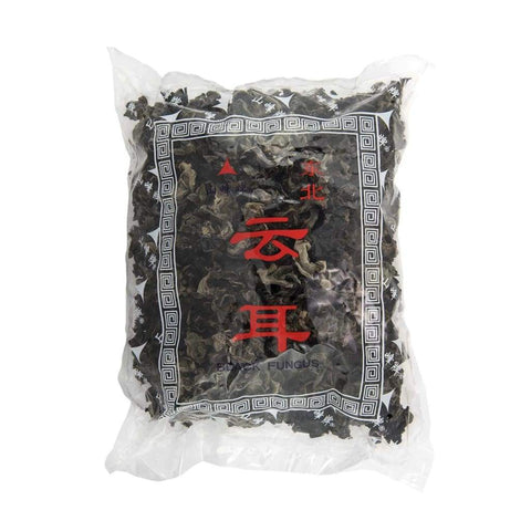 Fungus Black Small - 1Kgpkt Dried Foods