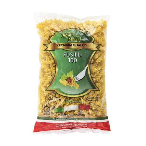 Fusilli Fto 160 Royal Miller 500Gm Pasta