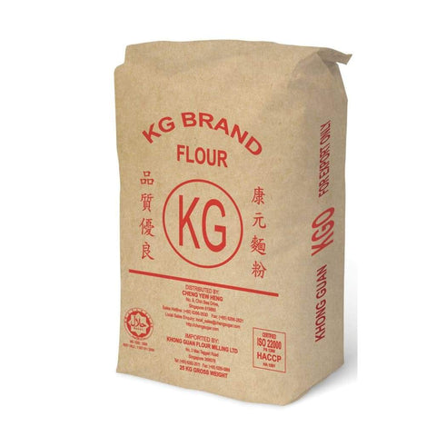 General Purpose Flour Kg Orange (Kgo) 25Kg