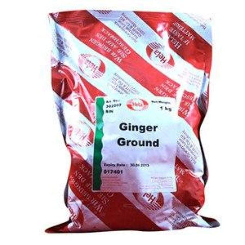 Ginger Powder -Hela 1Kgpkt Herbs