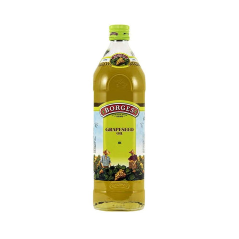 Grapeseed Oil Borges 1L