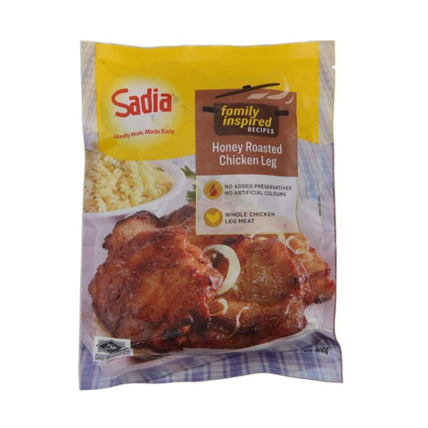 Honey Roasted Chicken Leg Sadia 400G Meat/seafood