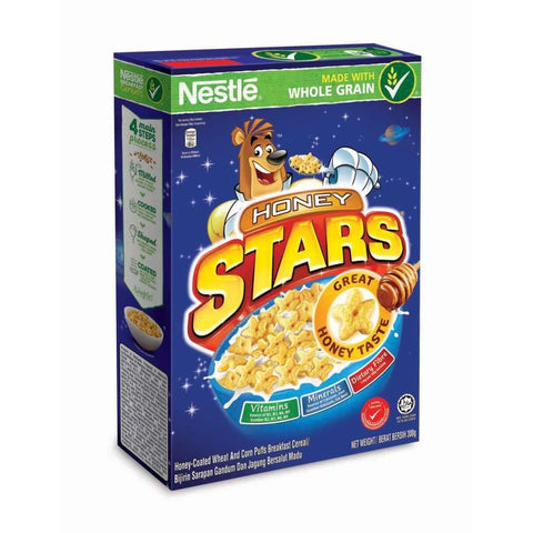 Honey Stars -Nestle 18X300G Cereal