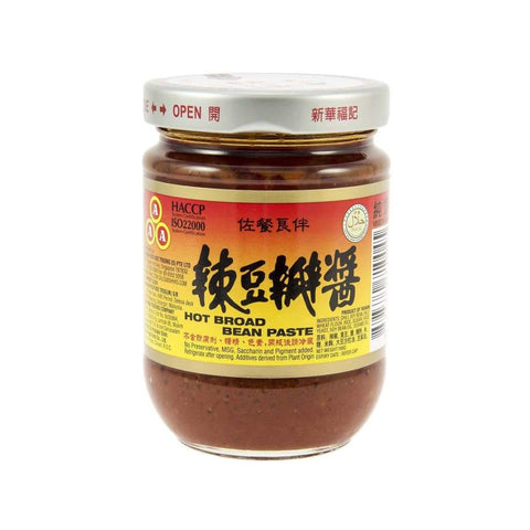 Hot Broad Bean Paste - Aaa 12X180G Pickles