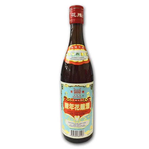 Hua Tiao Chiew Bao Ding 640Ml Vinegar & Cooking Wine