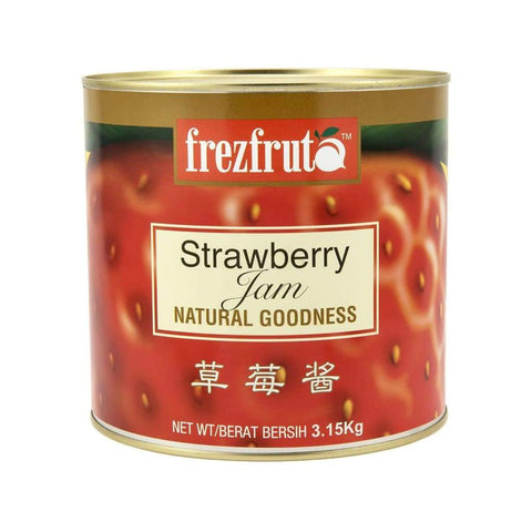 Jam Strawberry -Frezfruta 6X3.15Kg