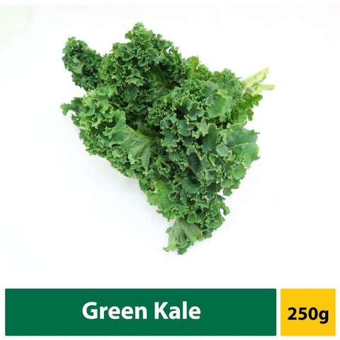 Kale Green 250G Fresh Vegetable
