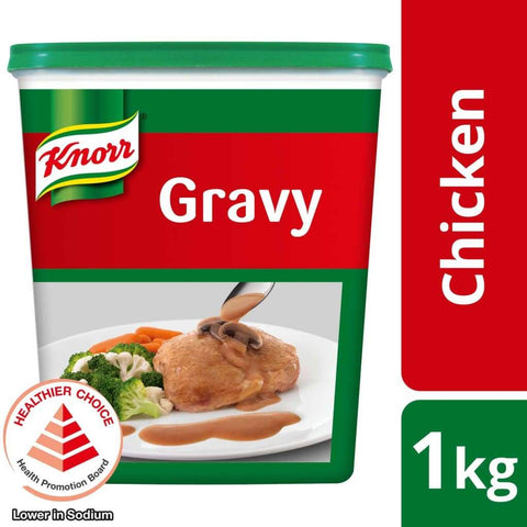Knorr Chicken Gravy Mix (6X1Kg) Sauce