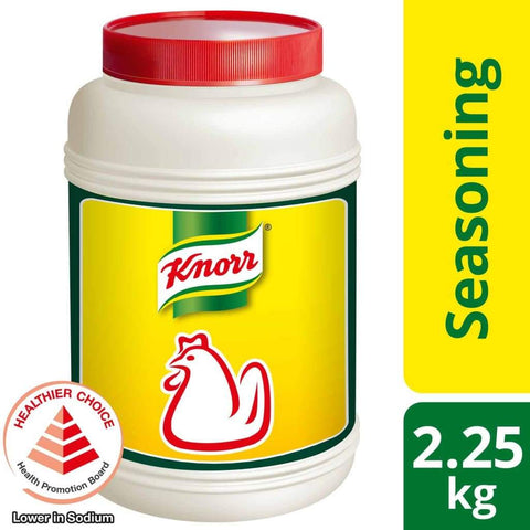 Knorr Chicken Seasoning Powder (6X2.25Kg) Salt/seasoning