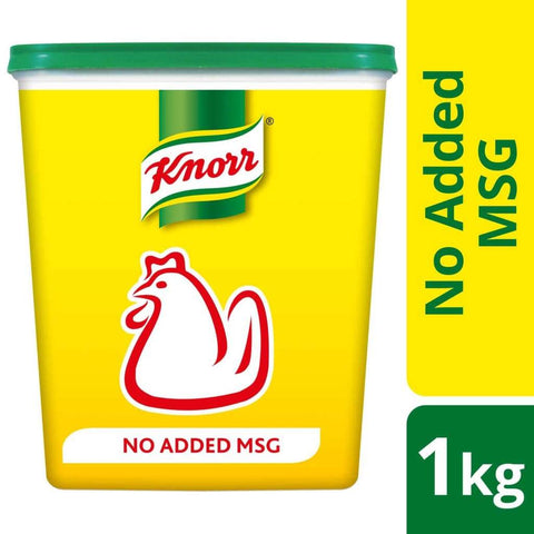 Knorr Chicken Seasoning Powder (No Added Msg) (6X1Kg) Salt/seasoning
