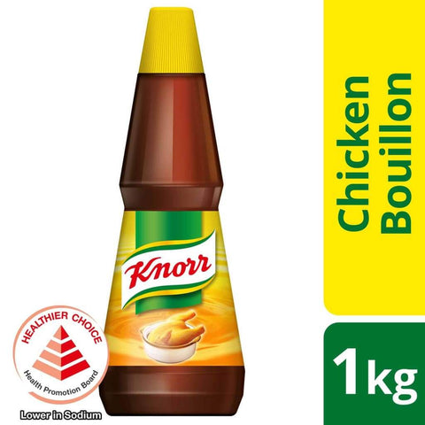 Knorr Concentrated Chicken Bouillon (6X1Kg) Salt/seasoning