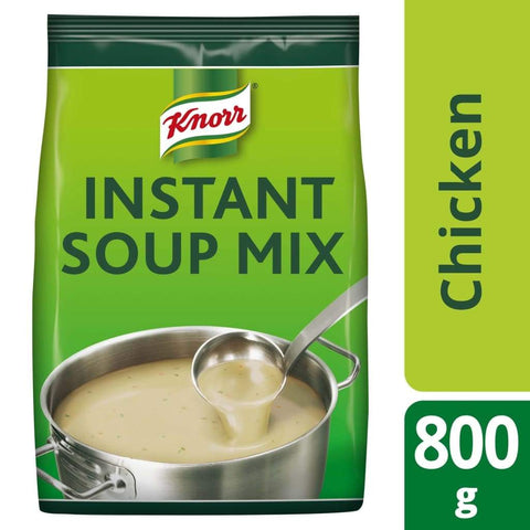 Knorr Instant Cream Of Chicken Soup Mix (6X800G)