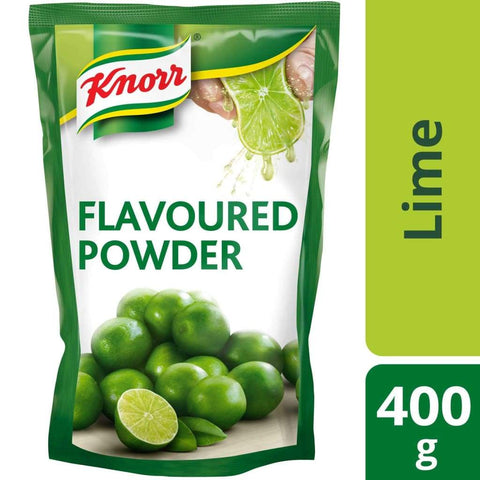 Knorr Lime Flavoured Powder (12X400G) Salt/seasoning