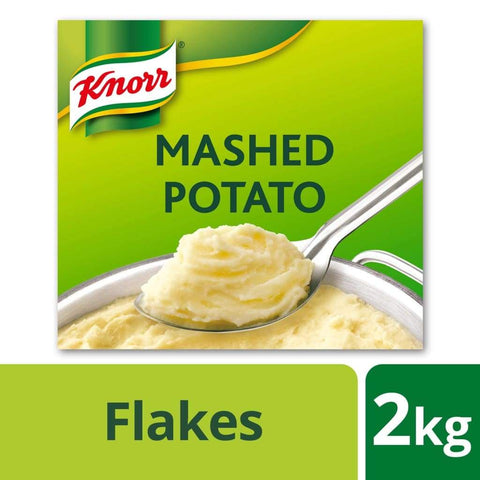 Knorr Mashed Potato (6X2Kg) Canned Vegetable