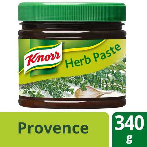 Knorr Provence Herb Paste (2X340G) Salt/seasoning