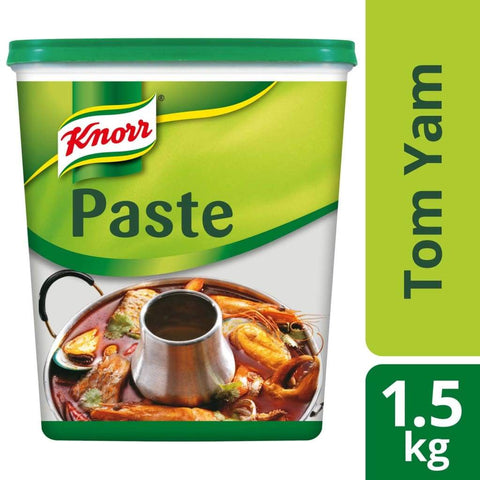 Knorr Tom Yam Paste (6X1.5Kg) Sauce