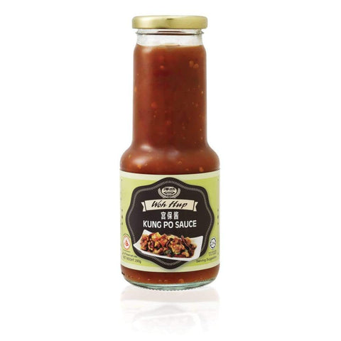 Kung Po Sauce 290G Woh Hup