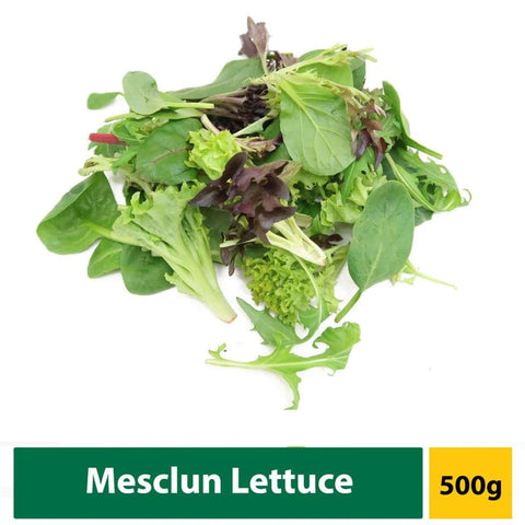 Lettuce Mesclun 500G Fresh Vegetable