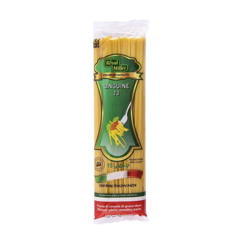 Linguine Fto 13 Royal Miller 500Gm Pasta