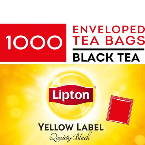 Lipton Envelope Tea Cup Bags Catering Pack (1000X1.8G)