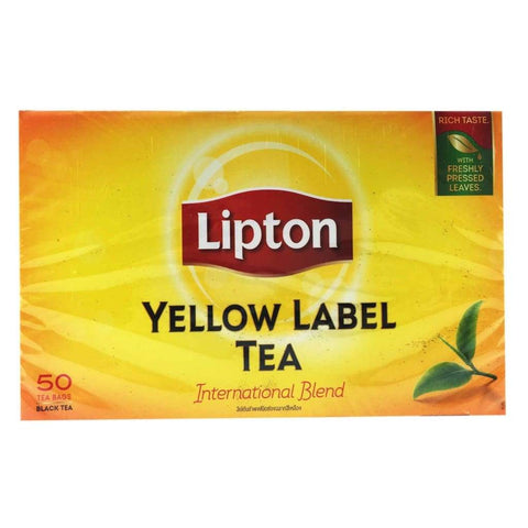 Lipton Yellow Label Tea 50Sx2G