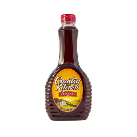 Log Cabin Syrup Country Kitchen 24Oz Syrups