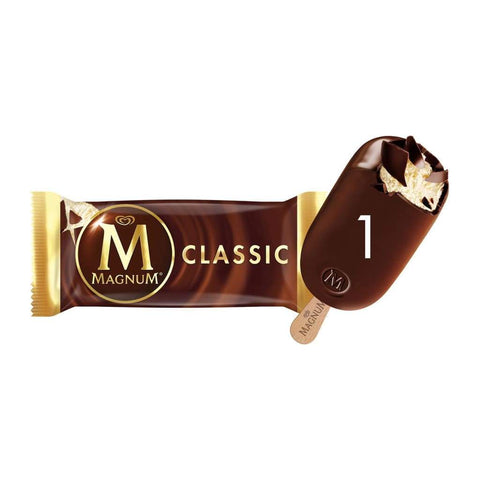 Magnum Classic Stick 20X120Ml Ice Cream