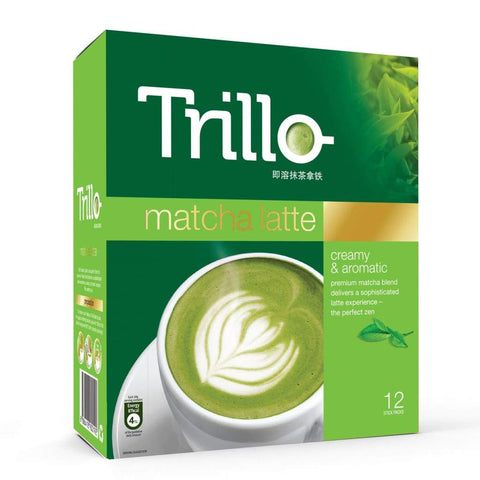 Matcha Latte Trillo 12X(12Sx20G) Coffee