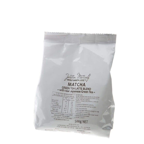 Matcha Powder - Justin Metcalf 500G Tea