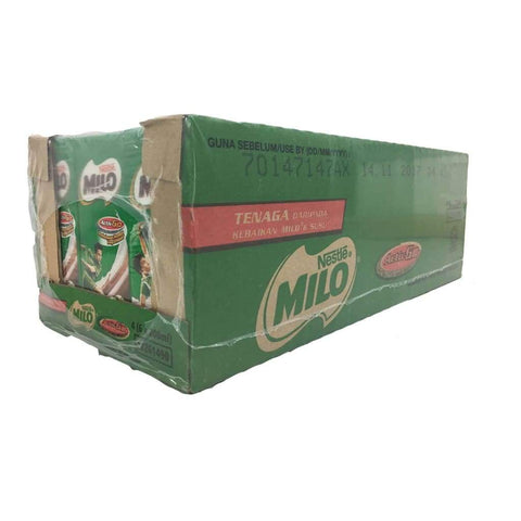 Milo Activgo Ready To Drink - Nestle 24X200Ml Choco & Nutritional Drinks