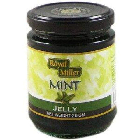 Mint Jelly - Royal Miller 6X215G Sauce
