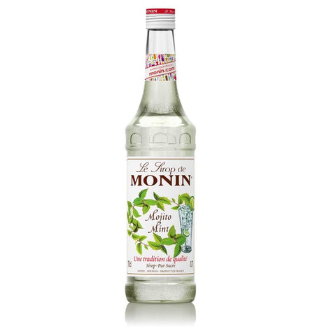 Mojito Mix (Wild Mint) Syrup Monin 700Ml Syrups