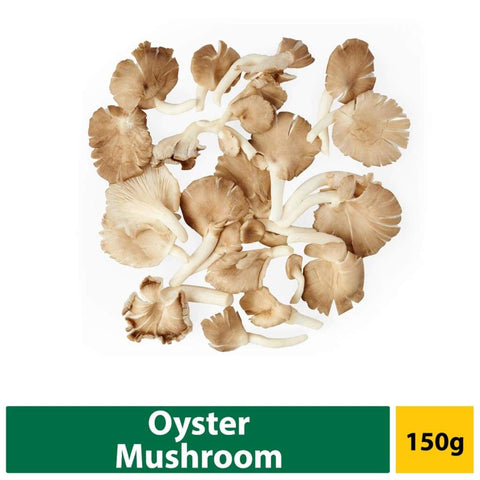 Mushroom Oyster 150G Fresh Vegetable
