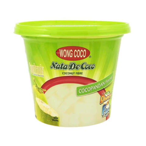 Nata De Coco In Syrup Cocoa (6X1Kg) Canned Fruits