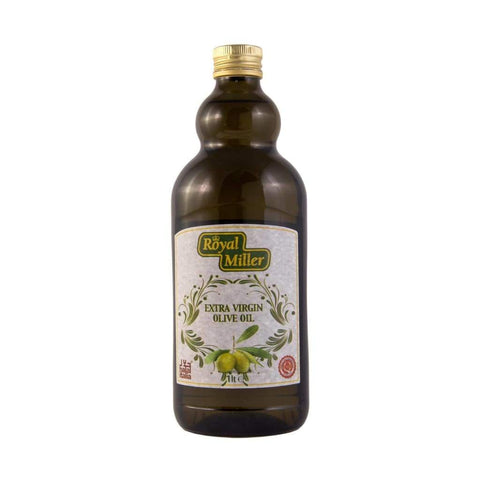 Olive Oil Extra Virgin Royal Miller 1L