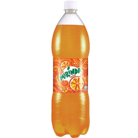 Orange Mirinda - 12X1.5L Carbonated & Sports