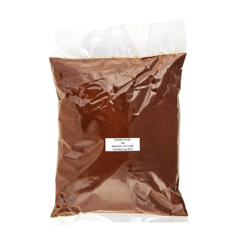 Paprika Powder -G.chef 1Kg/pkt Ground Spices