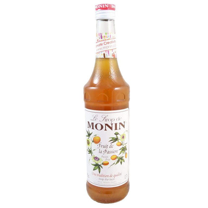 Passionfruit Syrup Monin 700Ml Syrups