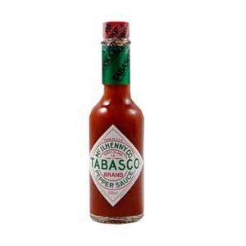 Pepper Sauce (Red)- Tabasco 12X150Ml