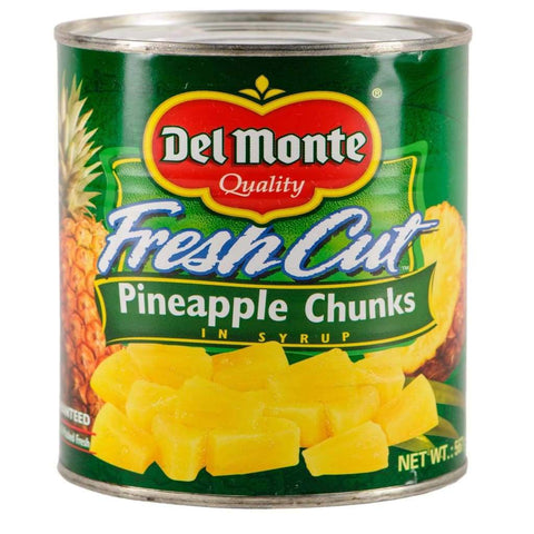 Pineapple Chunks Del Monte (24X567G) Canned Fruits