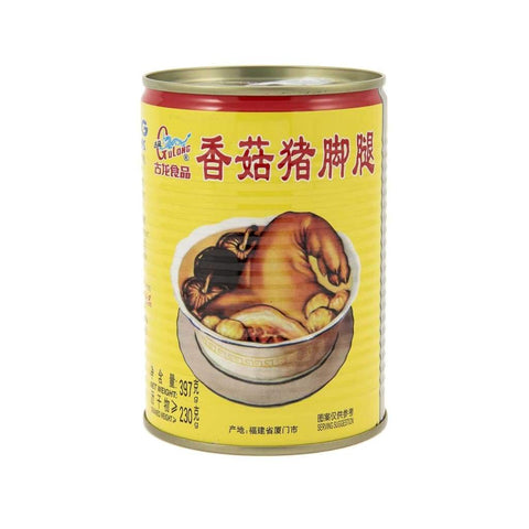 Pork Leg With Mushroom Gulong 397G Canned Meat/seafood